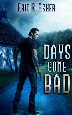 Days Gone Bad, Vesik, Eric R. Asher, fantasy, paranormal, urban, book review