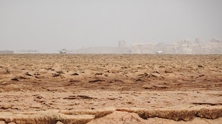 Danakil Depression is the hottest place on earth