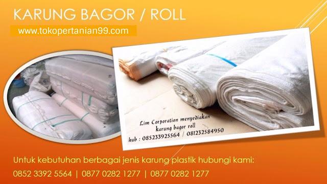 Jual Karung Bagor Roll Harga Murah Untuk Keperluan Anda