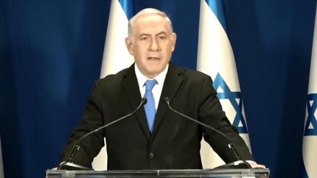 Policía israelí propone la inculpación de Netanyahu por corrupción