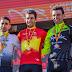 Despedida a lo grande de los Campeonatos de España: Larrinaga, bronce en Pontevedra