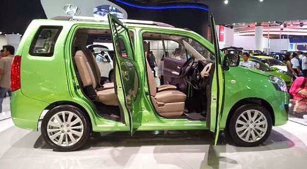 Harga Mobil Suzuki Karimun Wagon R