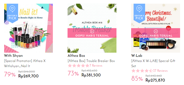 Althea Box
