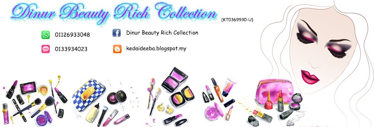 Dinur Beauty Rich Collection