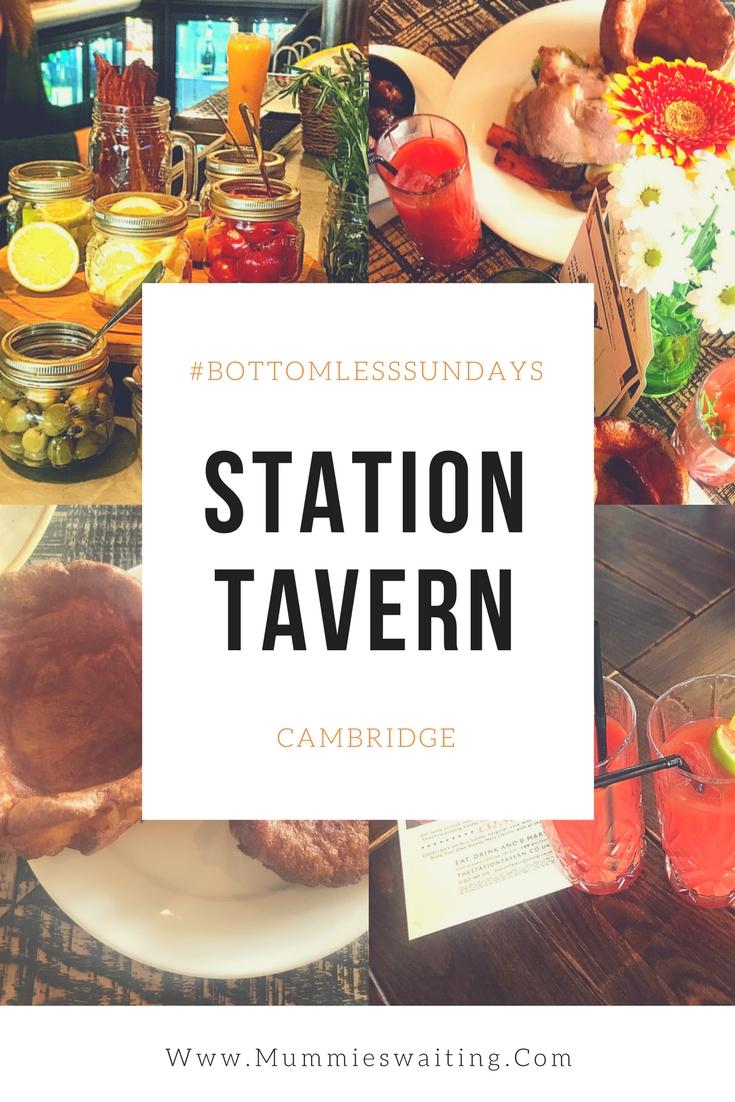 Station Tavern Bottomless Sundays