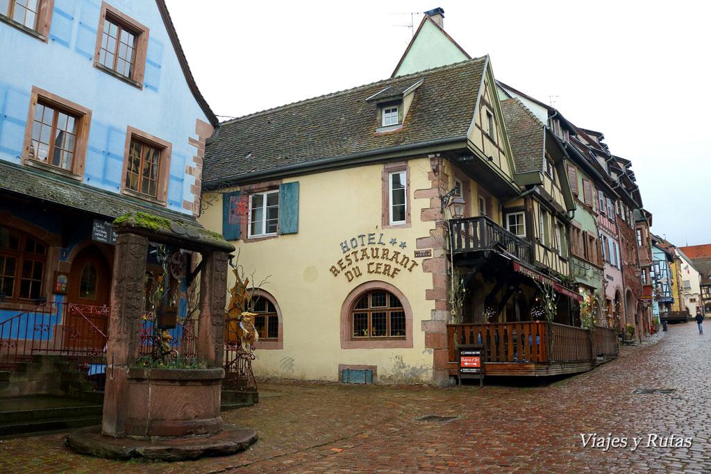 Riquewihr, Alsacia
