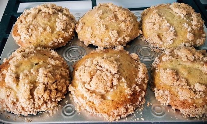 Shauna Yosef's Banana Bread Muffins (via Pinterest)