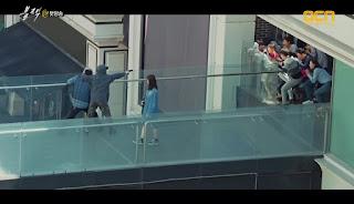 Nao Kanzaki and a few friends: Korean drama Black