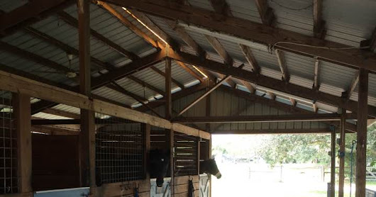 Finding THE Perfect Boarding Barn