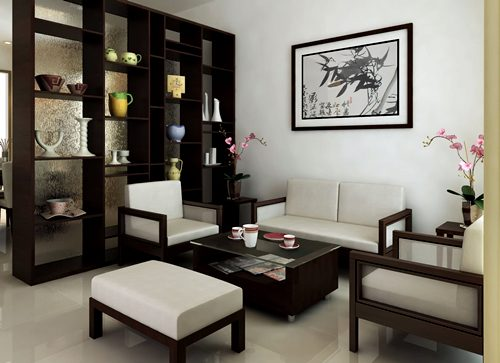 model ruang tamu minimalis dan sederhana