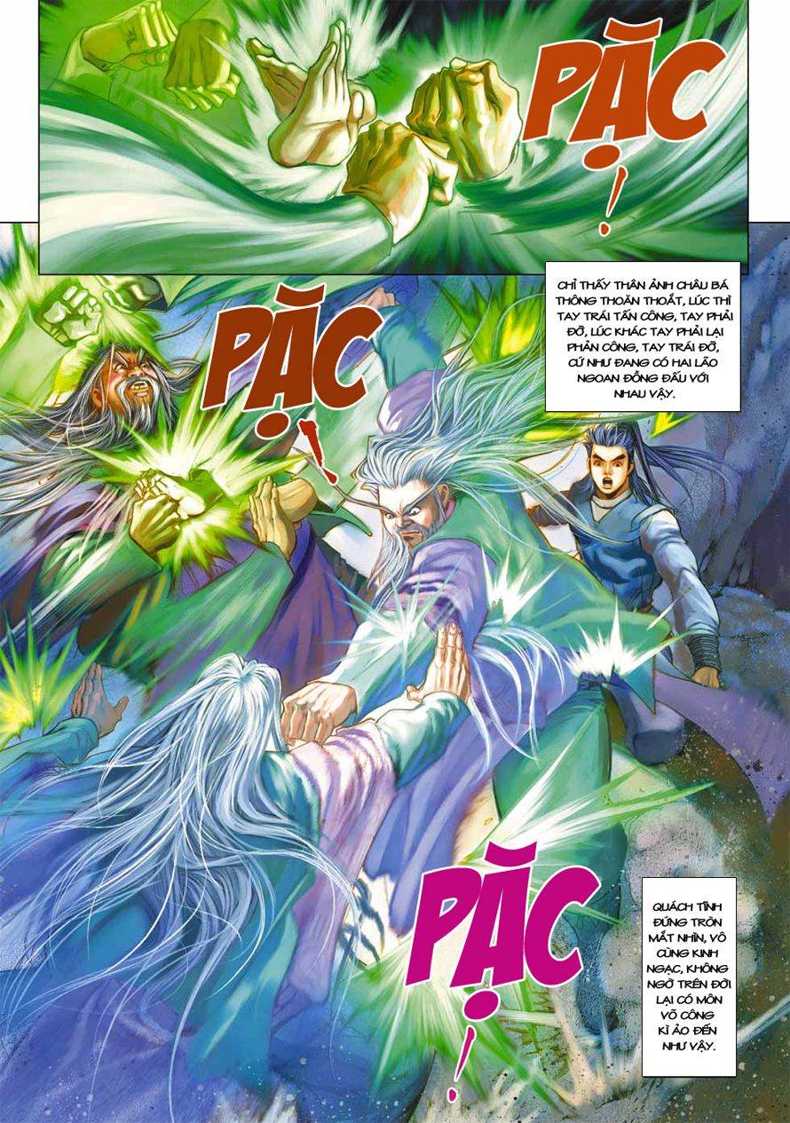 Anh Hùng Xạ Điêu anh hùng xạ đêu chap 41 trang 31