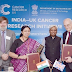 India and UK sign MoU for collaboration in cancer research