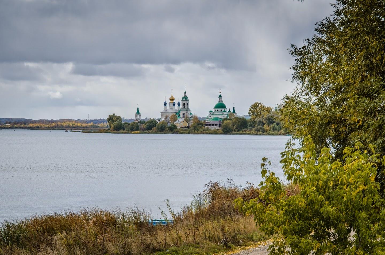 Свято-Яковлеский монастырь. Ростов