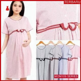 MOM109D15 Dress Hamil Simpel Modis Pita Dresshamil Ibu Hamil