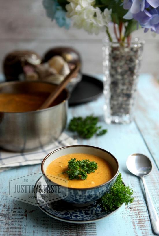 Resep Saus Telur Asin Keju (Cheesy Salted Egg Sauce)