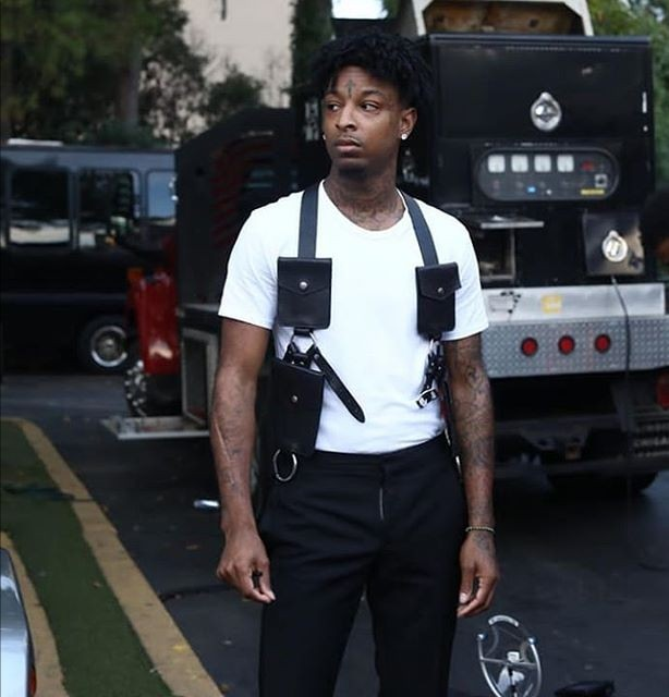 Rapper, 21 Savage Released On Bond, Granted Expedited Hearing .