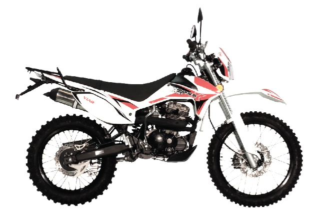 motor trail murah Cross X 200 GT