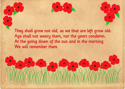Beautiful Remembrance Day Poems
