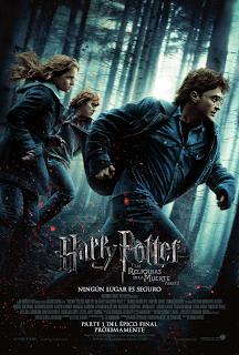Resultado de imagen de Harry Potter y las reliquias de la muerte 1