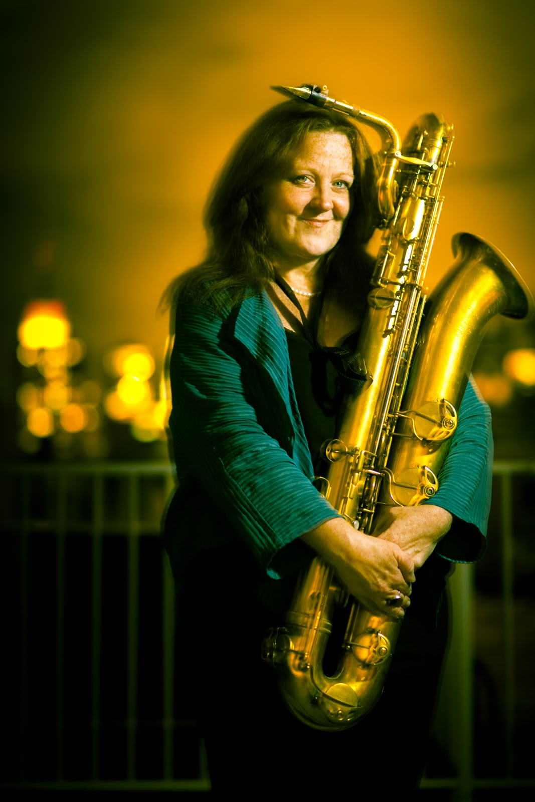 Taking Giant Steps Claire Daly S Quintet Plays The
