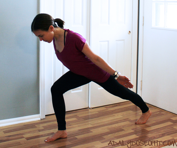 60-Minute At Home Barre Workout
