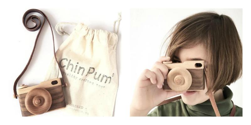 SOÑADO & CREADO EN ESPAÑA | Chin Pum by MAD Design