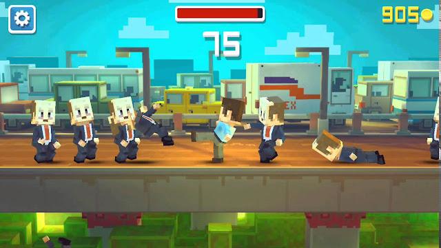 تحميل لعبة Rush Fight v1.9.3 كاملة مهكرة اخر اصدار