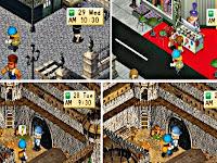 Cara Pergi Ke Kota Lain Di Games Harvest Moon BTN
