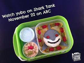 kids shark tank lunch ubo