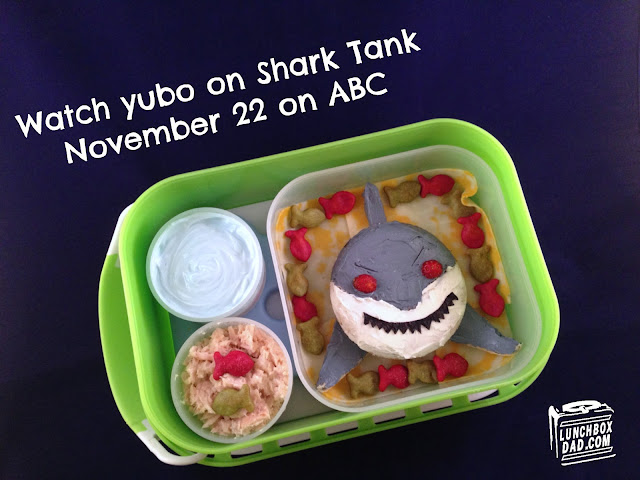 kids shark tank lunch ubo