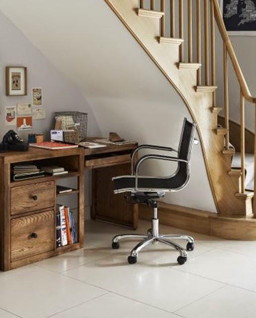 oficina pequeña casa