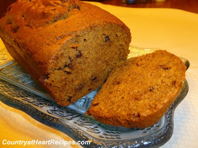 Ina Garten Pumpkin Bread country at heart recipes: november 2016