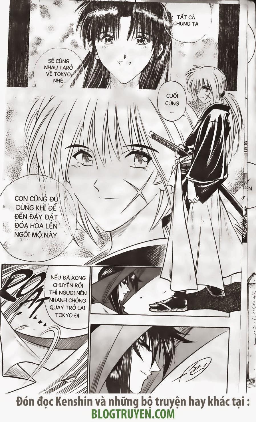 Rurouni Kenshin chap 150 trang 14
