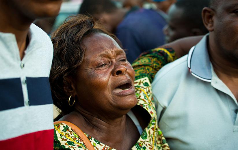 Mama wa Marehemu Ndikumana  Awataja Waliohusika Kusababisha Kifo cha Mwanaye