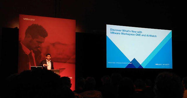 Sesiones técnicas vmworld 2016