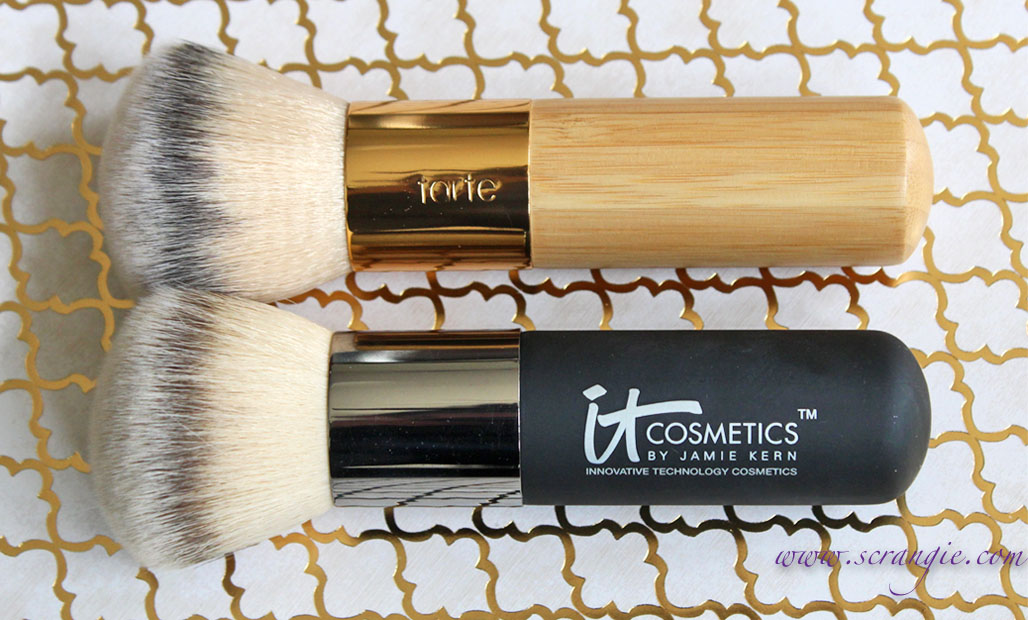 Heavenly Luxe Flat Top Buffing Foundation Brush #6 by IT Cosmetics #11