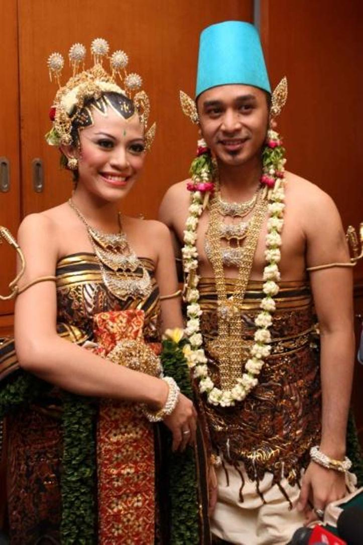 gaun+pernikahan+tradisional