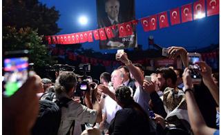 Muharrem Ice Erdoğan  tersi olacağım