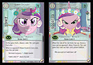 My Little Pony Queen Chrysalis, Changeling Pretender Equestrian Odysseys CCG Card
