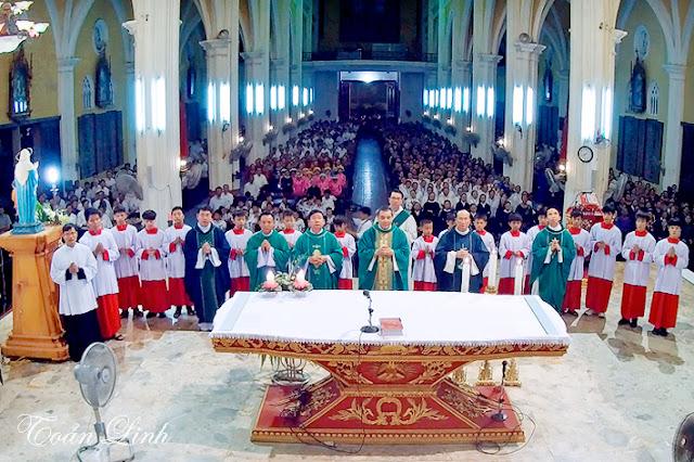 Hội Hiền Mẫu Kiên Lao:Niềm vui mừng Bổn Mạng