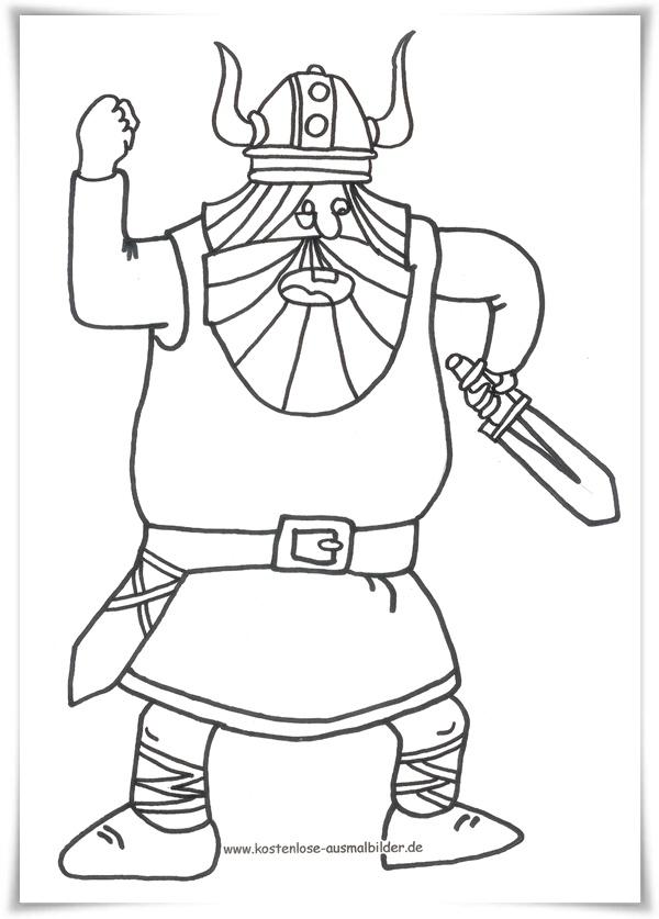 ausmalbilder zum ausdrucken ausmalbilder vicky the viking