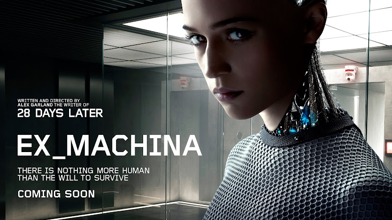 Ex Machina Movie HD