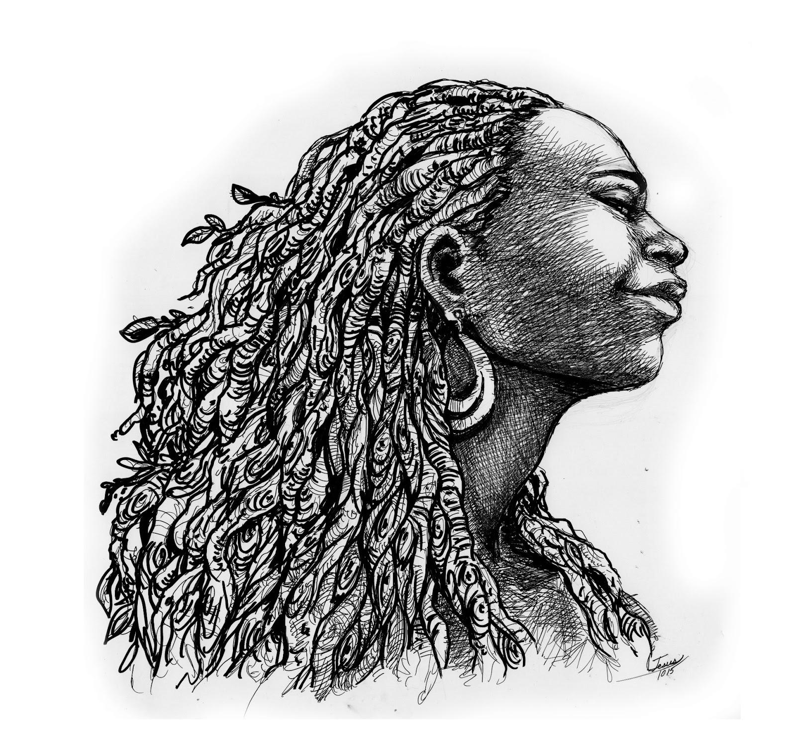 el ajiaco ilustrado MUJER ARBOL