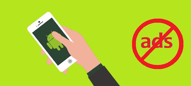 cara mengatasi  atau menghilangkan iklan android yang sering muncul di layar android