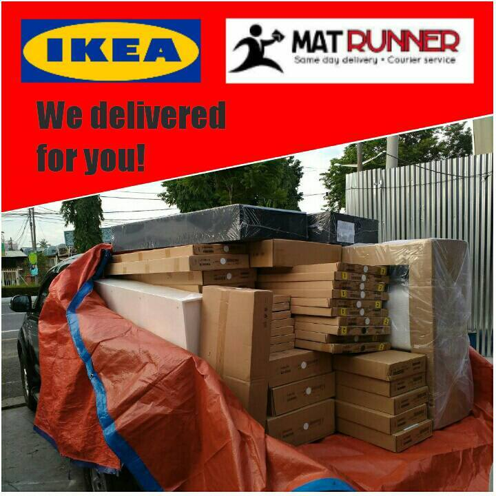 Matrunner delivery services ikea items delivery service for Does ikea deliver same day
