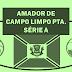 #Rodada4 - Resultados deste domingo e classificação da Série A de Campo Limpo