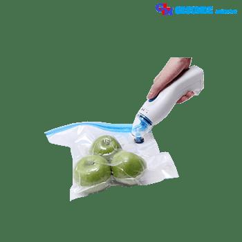 Alat Pres Makanan Hampa Udara (Hand Sealer Vacuum)