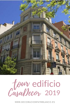 edificio CasaDecor 2019