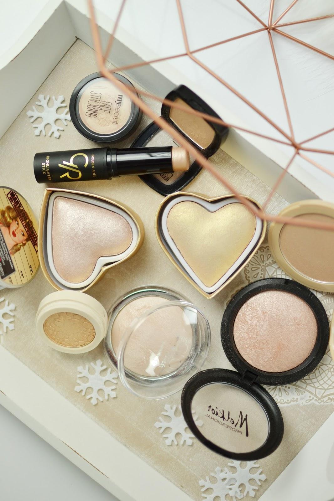 abc makijażu rozświetlanie idealny glow
