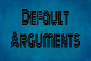 default arguments in c++ programming, learn c++ programming